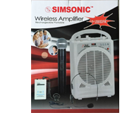 Portable Amplifier SIMSONIC RTA-301